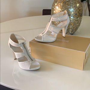 Michael Kors Berkley TStrap Mesh Heels Size 9/40EU